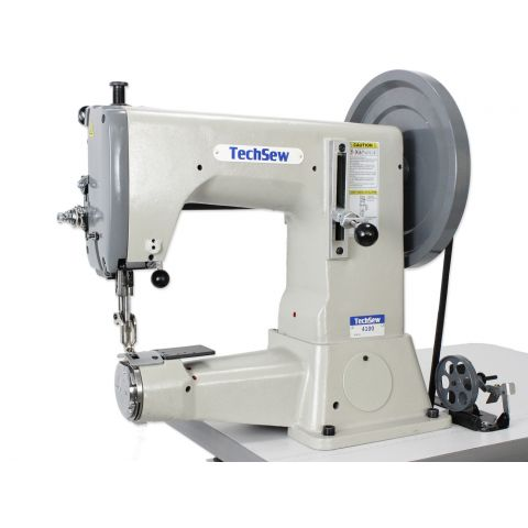 Techsew 4100 Heavy Leather Industrial Sewing Machine
