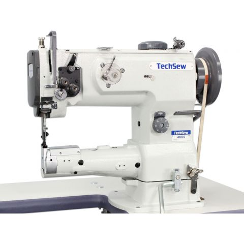 Techsew 4800 Cylinder Walking Foot Industrial Sewing Machine