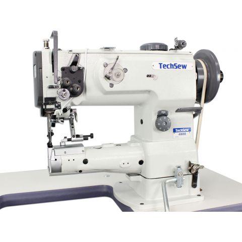Techsew 4800 PRO Cylinder Walking Foot Industrial Sewing Machine