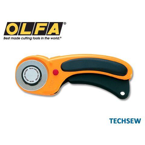 OLFA RTY-2/DX Ergonomic Rotary Cutter