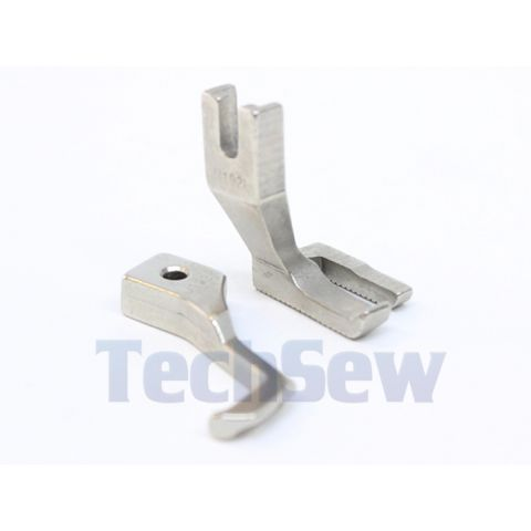 """Welt / Piping foot for Techsew 0302 - Size 3/16"""""""