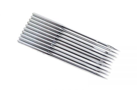 16x257 Needles for Industrial Sewing Machines (Box of 100)