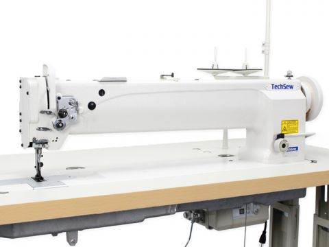 Techsew 17018 18inch Long Arm Walking Foot Industrial Sewing Machine