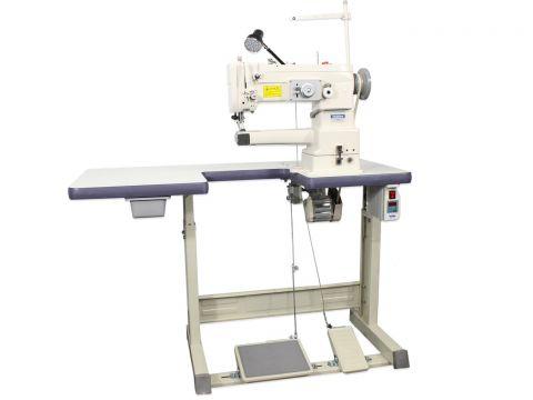 Techsew 2150 Zigzag Walking Foot Industrial Sewing Machine