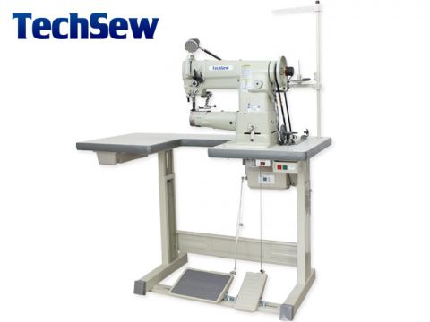 Techsew 2750 PRO Cylinder Walking Foot Industrial Sewing Machine