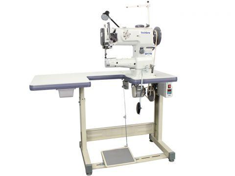 Techsew 4800 Cylinder Walking Foot Industrial Sewing Machine