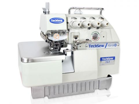 Techsew 757 5-Thread Industrial Serger / Overlock