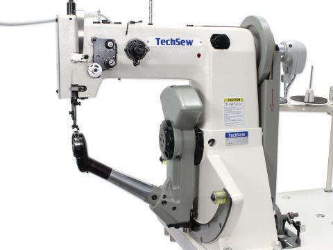 Techsew 7600 Side Wall Sole Stitching Machine