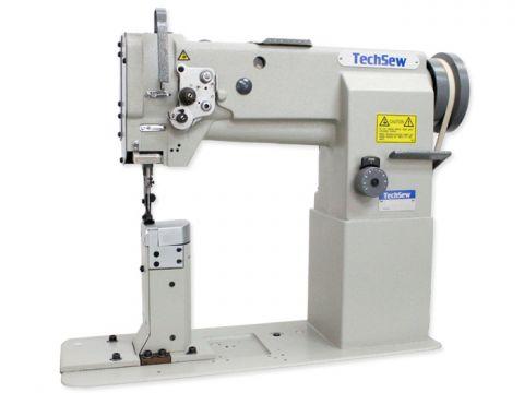 Techsew 860 Post Bed Walking Foot Industrial Sewing Machine