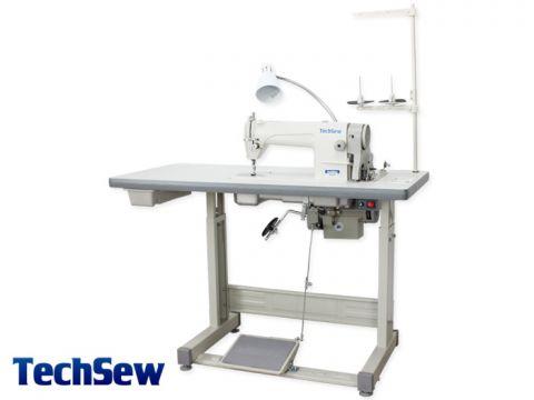 Techsew 8700 High Speed Lock Stitch Industrial Sewing Machine