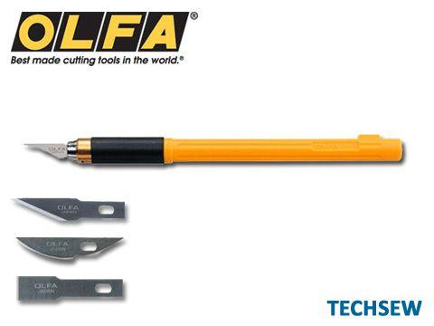 OLFA AK-4 Cushion Grip Art Knife