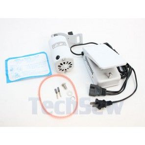 Domestic Sewing Machine Motor with Foot Pedal - 7500RPM