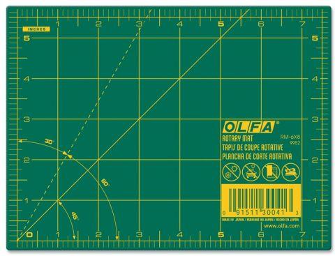 "OLFA 6x8"" Self Healing Cutting Mat"