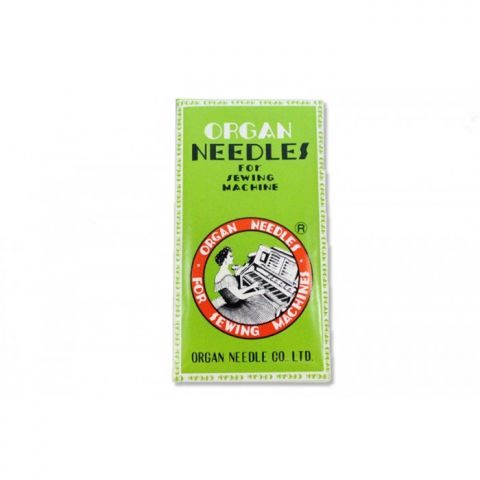 Organ 135x16S (NCR) Needles for Industrial Sewing Machines (10pk)
