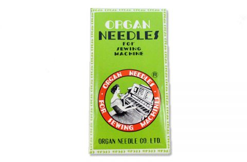 Organ 7x3 Needles for Industrial Sewing Machines Techsew 5100