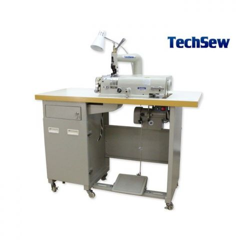 Techsew SK-5 Heavy Duty Leather Skiving Machine With Vacuum Suction Device