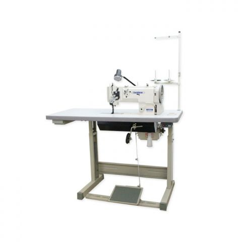 Techsew 1660 Pro Walking Foot Leather Industrial Sewing Machine