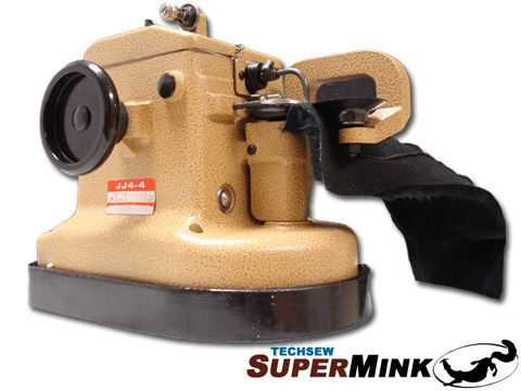 Techsew 4-4 SuperMink Industrial Fur Sewing Machine