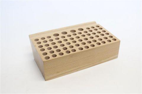Wood Tool Rack