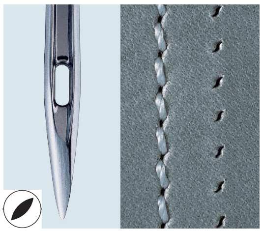 LR Point Sewing Machine Needles