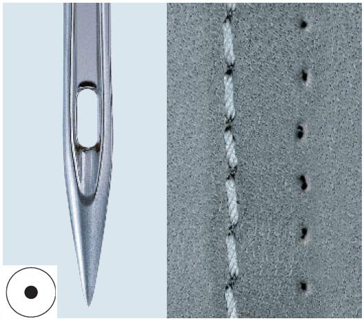 R Point Sewing Machine Needles