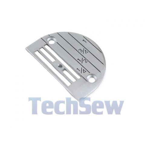 Needle Plate (Light) For Single Needle Industrial Straight Stitch Machines