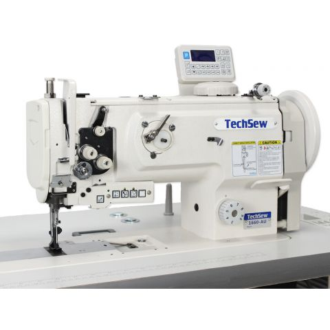 Techsew 1660-AU Automatic Walking Foot Industrial Sewing Machine
