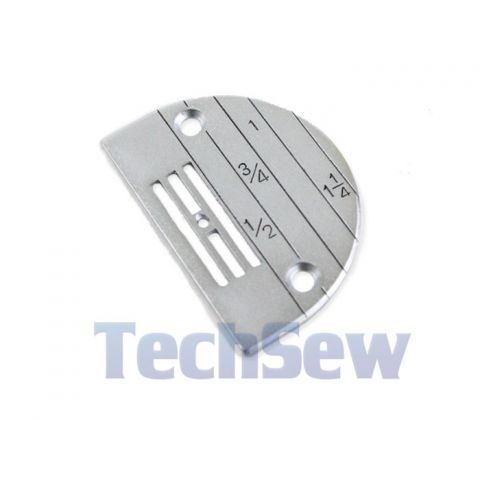 Needle Plate (Medium) For Single Needle Industrial Straight Stitch Machines