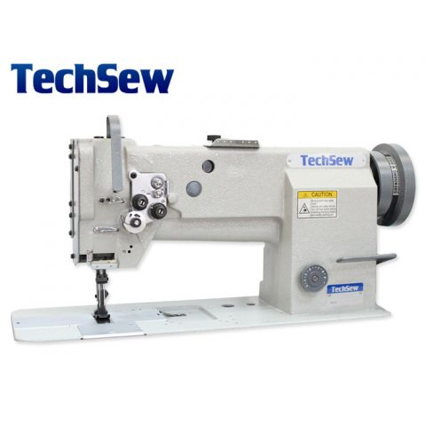 Techsew 20618-2  2-Needle Walking Foot Industrial Sewing Machine