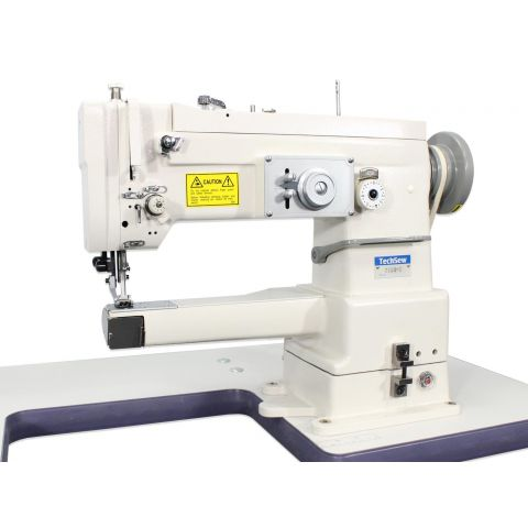 Techsew 2150 Zigzag Walking Foot Industrial Sewing Machine