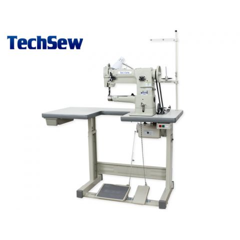 Techsew 2600 Narrow Cylinder Leather Industrial Sewing Machine