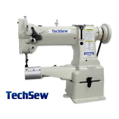 Techsew 2700 Light & Medium Leather Industrial Sewing Machine