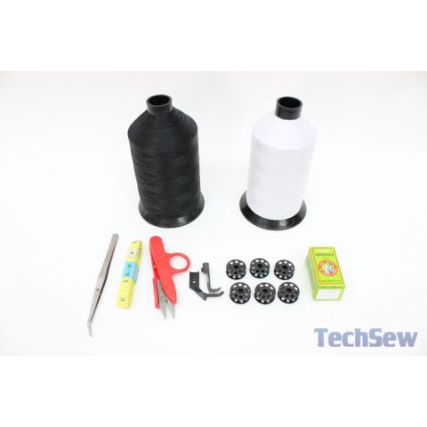 Techsew 2600 Leather Crafters Accessories Package