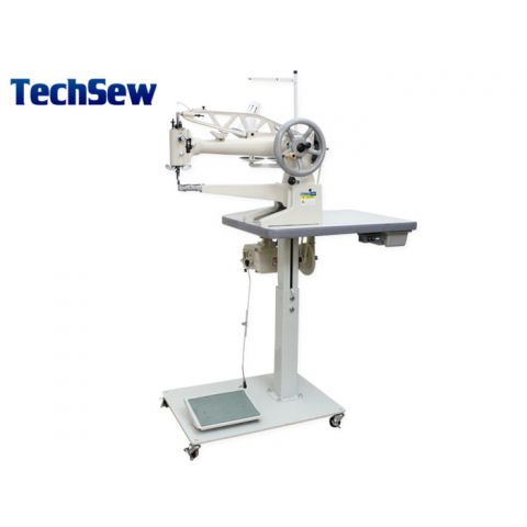 Techsew 2900L Long Arm Leather Patcher Industrial Sewing Machine