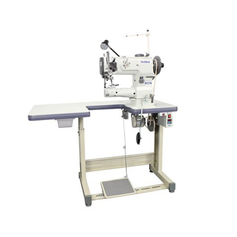 Techsew 4800 PRO Cylinder Walking Foot Industrial Sewing Machine