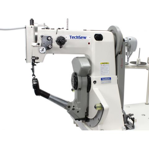 Techsew 7600 Side Wall Sole Stitching Machine