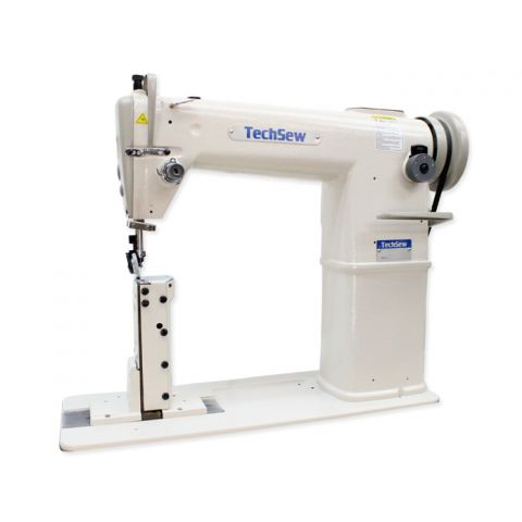 Techsew 810 Post Bed Roller Foot Industrial Sewing Machine