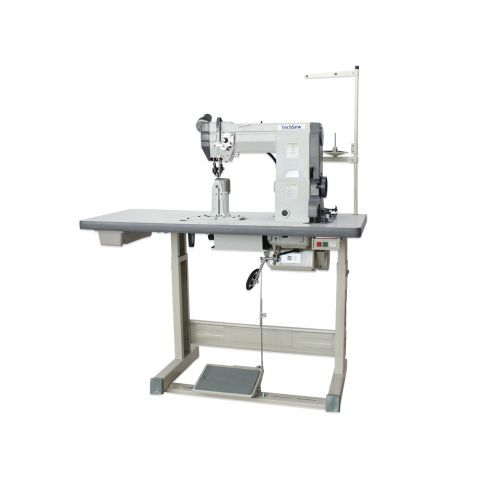 Techsew 830 Post Bed Roller Feed Industrial Sewing Machine