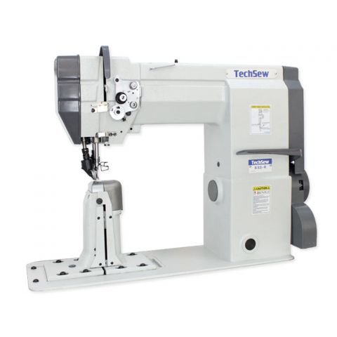 Techsew 830-R Post Bed Roller Feed Industrial Sewing Machine