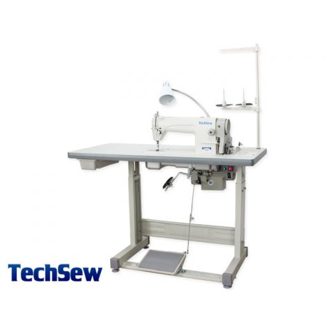 Techsew 8700 High Speed Lock Stitch Industrial Sewing Machine