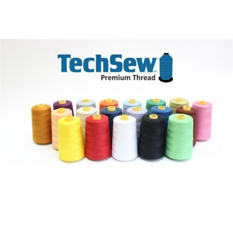 Techsew Polyester Sewing Thread Size 27