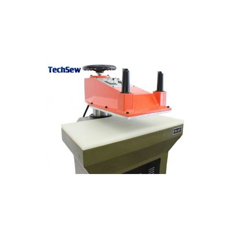 Techsew TS-12 Hydraulic Swing Arm Clicker Press