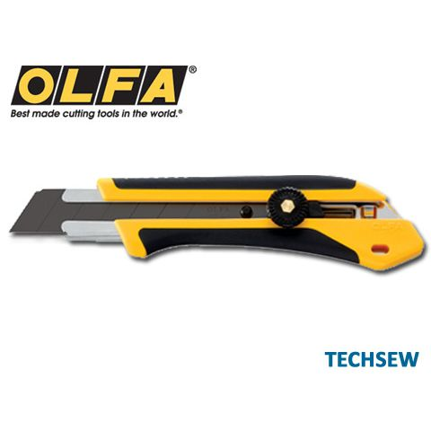 OLFA XH-1 Extra Heavy Duty Leather Cutting Knife